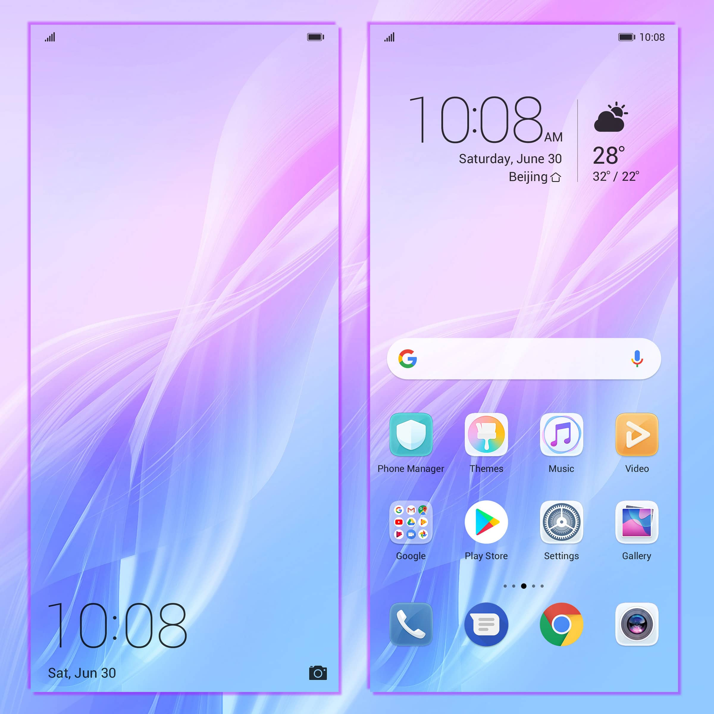 Honor 8X Themes 4