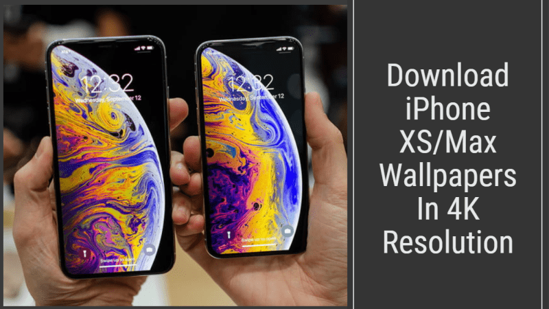 Download Apple Iphone Xs Wallpapers In Fhd Resolution Update