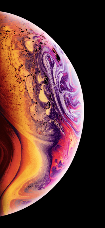iPhone XS wallpaper