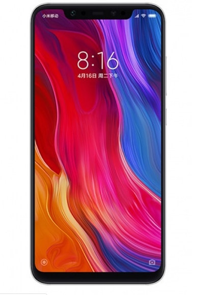 mi8 screen fingerprint version