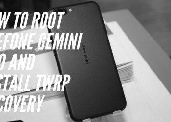 How To Root Ulefone Gemini Pro And Install TWRP Recovery. Follow the post to get root on Ulephone Gemini Pro.