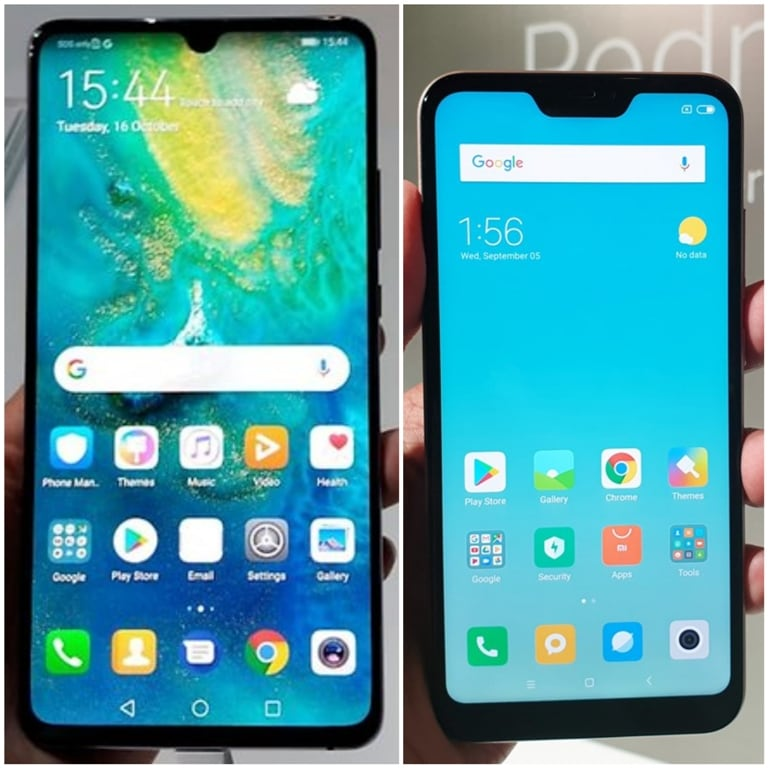 Huawei Mate 20 Pro and Mate 20 X