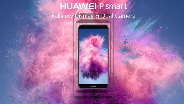 Huawei P Smart Design