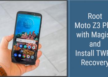 Root Moto Z3 Play