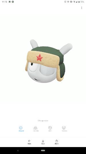Xiaomi Mimoji 3