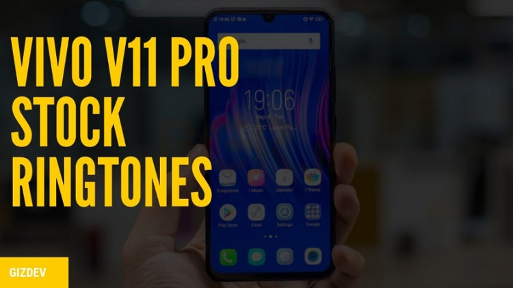 Download Latest Vivo V11 Pro Ringtones In High Quality 750x421