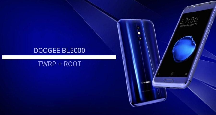 Root Doogee BL5000