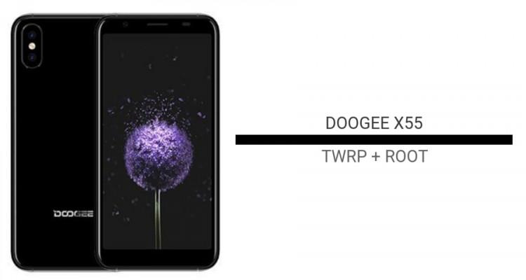 Root Doogee X55