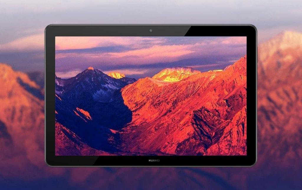 Huawei Mediapad T5 Images 1024x647