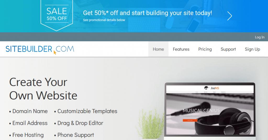Top 5 Ecommerce Website Builders 1 1024x534
