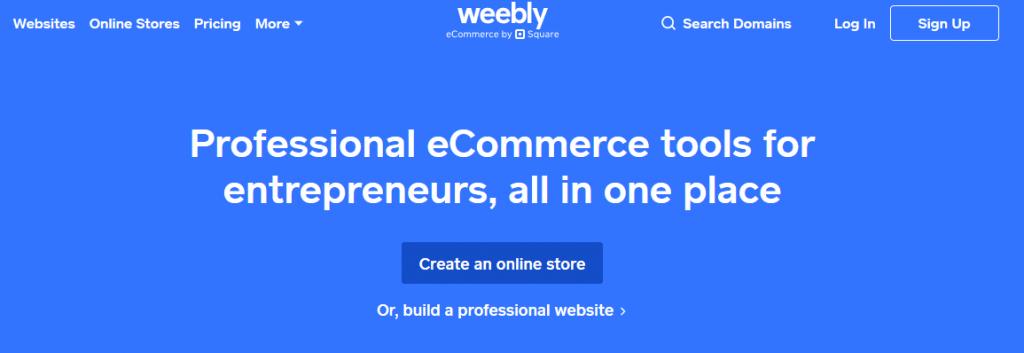 Top 5 Ecommerce Website Builders 2 1024x353