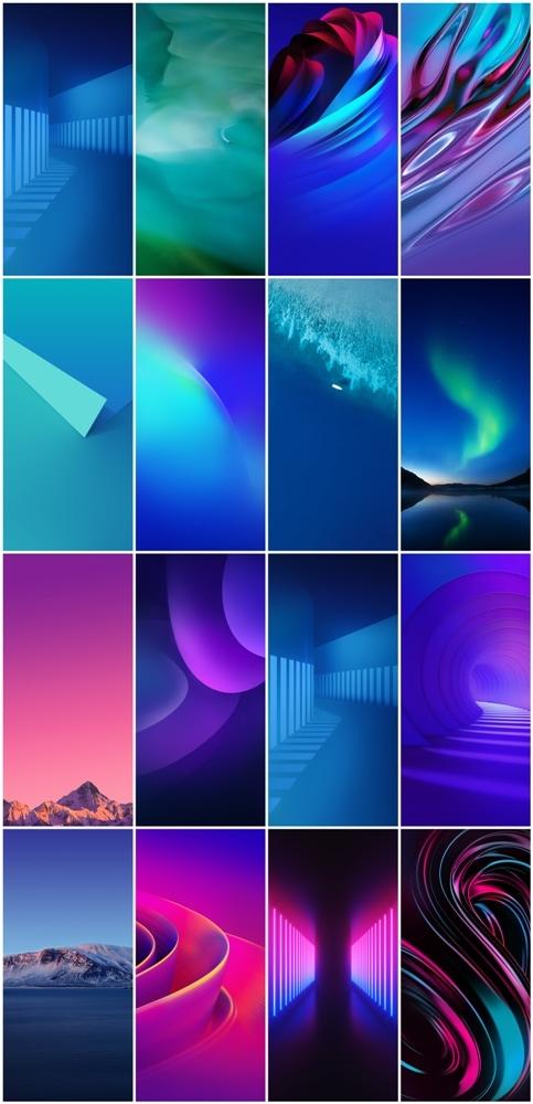 Vivo NEX Dual Display Edition Wallpapers