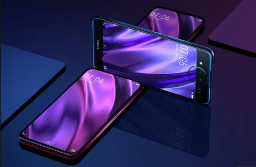 Vivo NEX Dual Display Specification