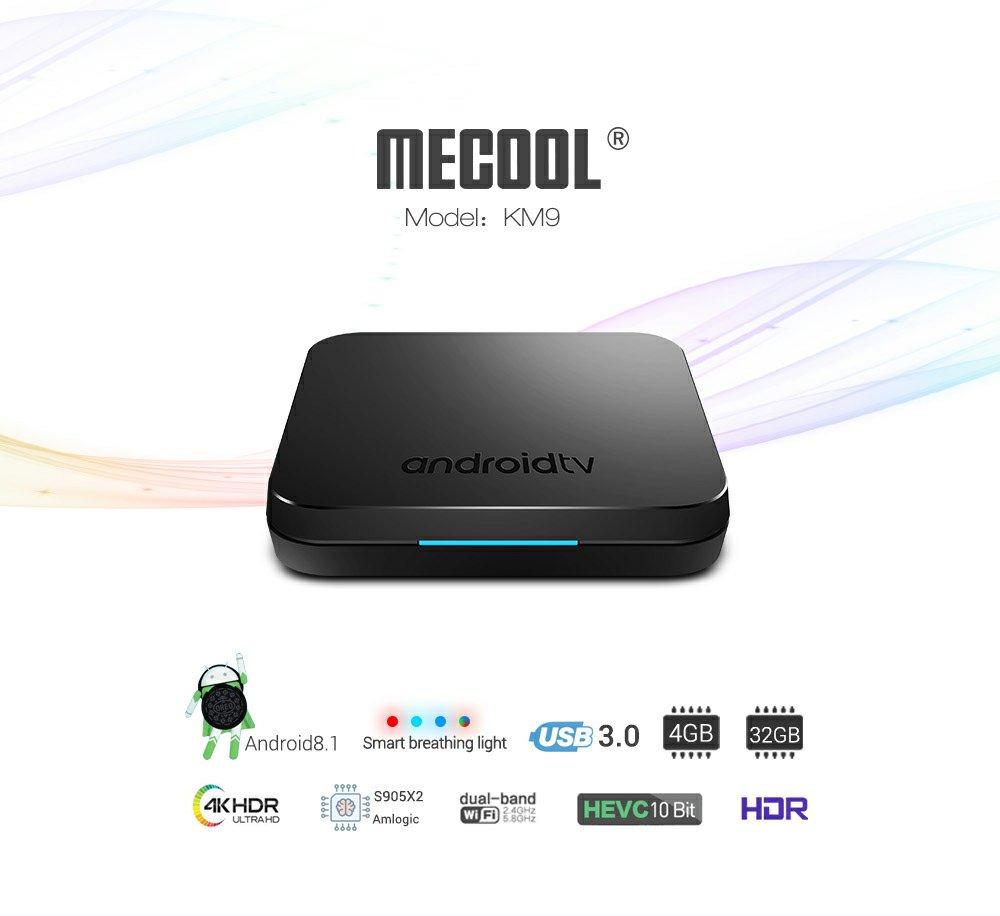 geekbuying mecool km9 amlogic s905x2 android 8 1 4gb 32gb tv box 718387 3178217002926257224