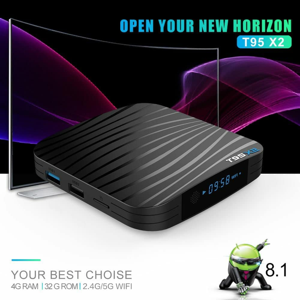 t95x2 amlogic s905x2 android 8 1 4gb 32gb tv box 201812191011584431433633891523253780