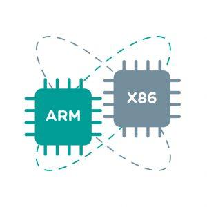 ARM X86 300x300