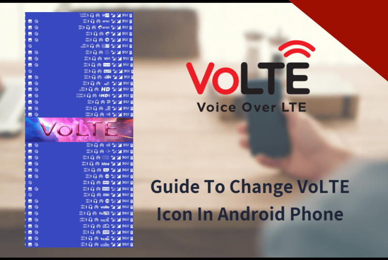 Enable Volte Android