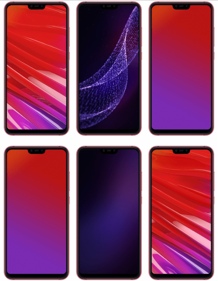 Lenovo Z5 Pro Wallpapers