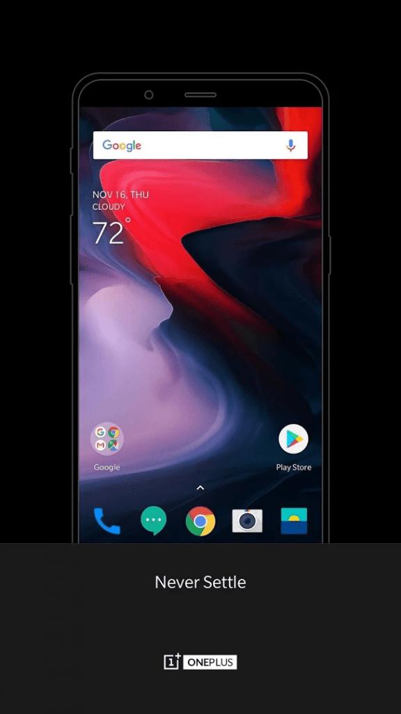OnePlus Launcher 4 576x1024