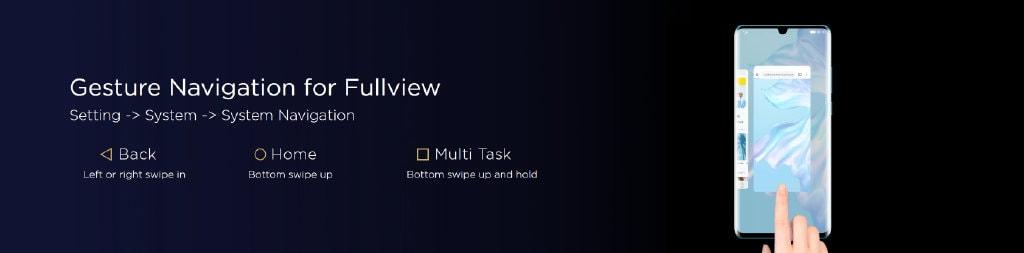 EMUI 9.1 Features 1