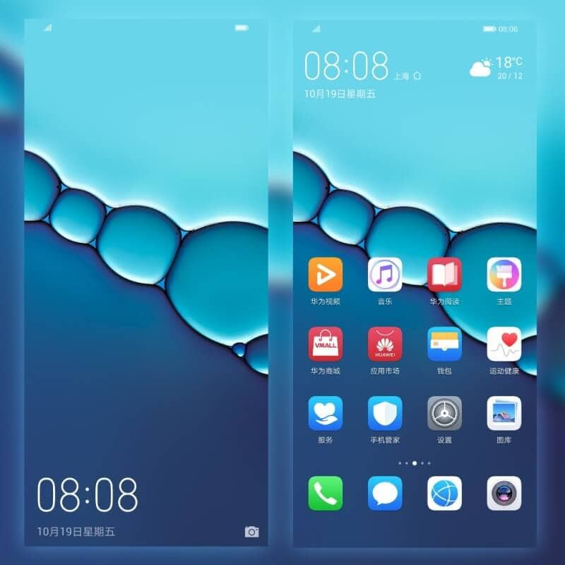 Huawei Enjoy 9s Themes