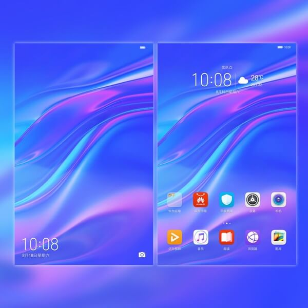 Download Huawei MediaPad M5 Youth Themes