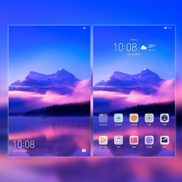 Huawei MediaPad M5 Youth Edition Stock Themes 4