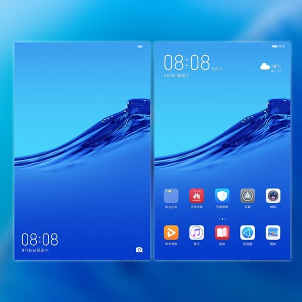 Huawei MediaPad M5 Youth Edition Stock Themes 5