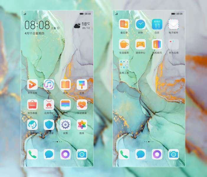 Huawei P30 and P30 Pro Themes 6