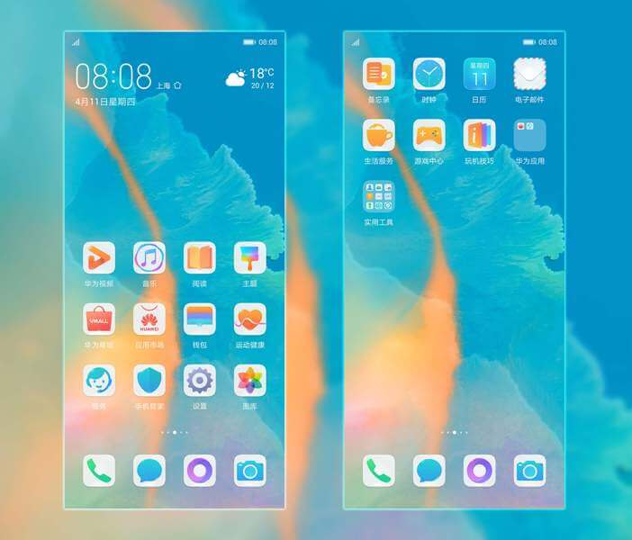 Huawei P30 and P30 Pro Themes 9