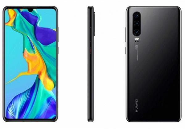 Huawei p30 pro color