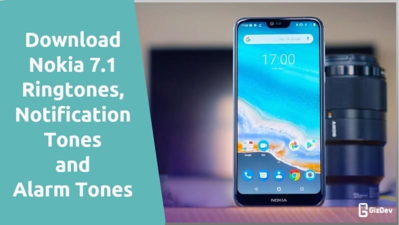 Nokia 7.1 Ringtones