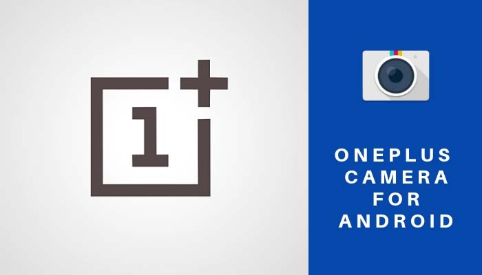 OnePlus OxygenOS Camera