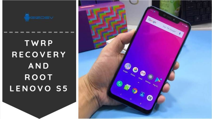 Install TWRP Recovery And Root Lenovo S5 With Magisk