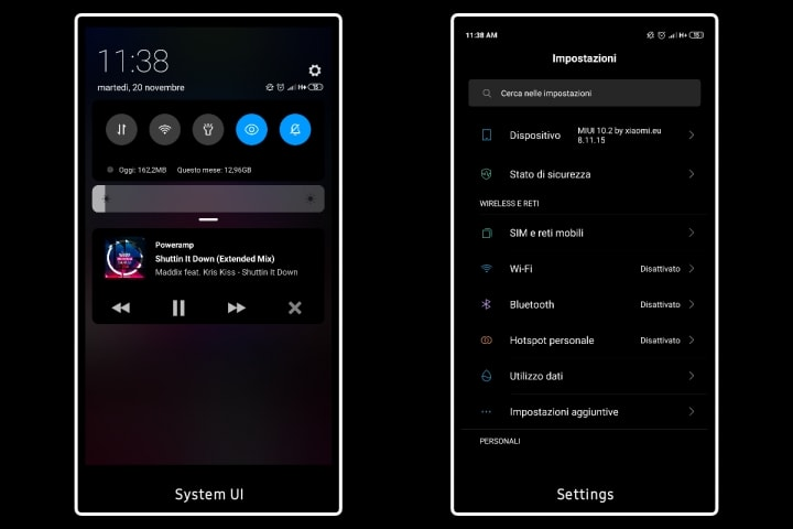 Download Latest Stock Black MIUI Theme For Xiaomi Devices (v2 0)