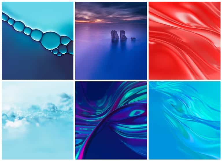 Huawei Enjoy 9s Wallpapers