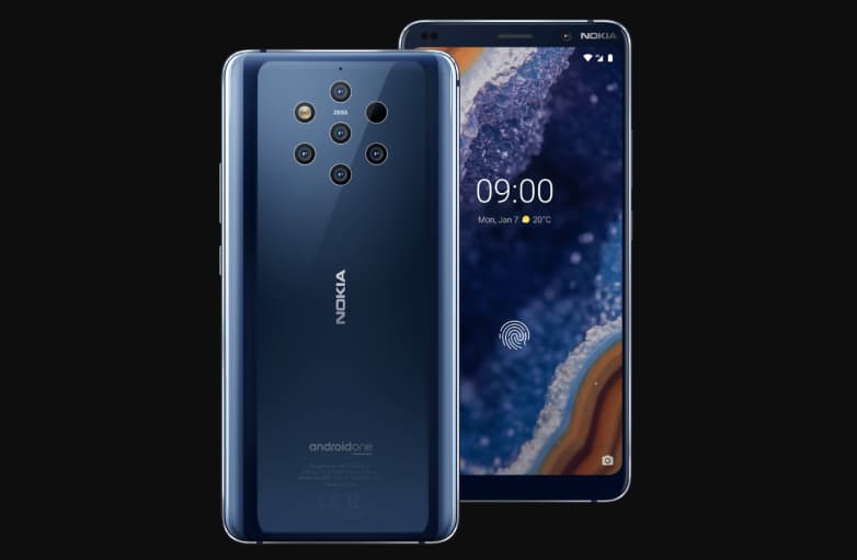 Nokia 9 PureView Specification