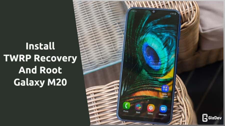 TWRP Recovery And Root Galaxy M20