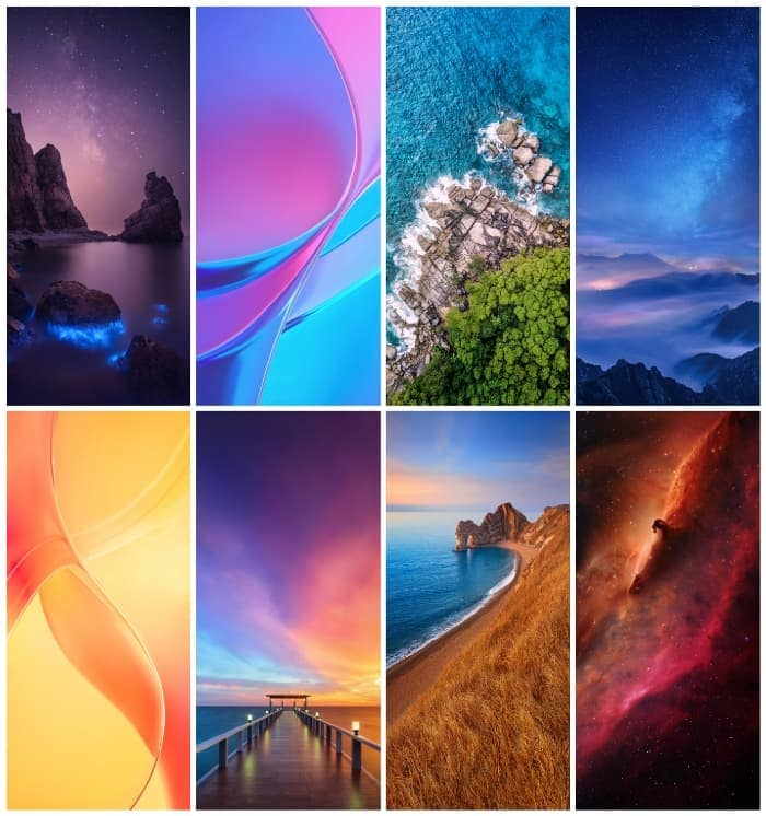 Xiaomi Redmi Y3 Wallpapers