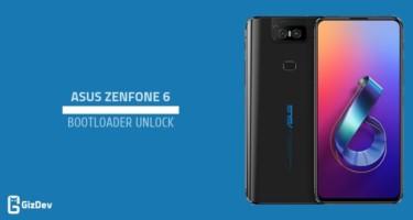 How To Unlock ASUS ZenFone 6 bootloader