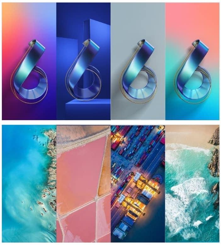 Asus Zenfone 6 Wallpapers