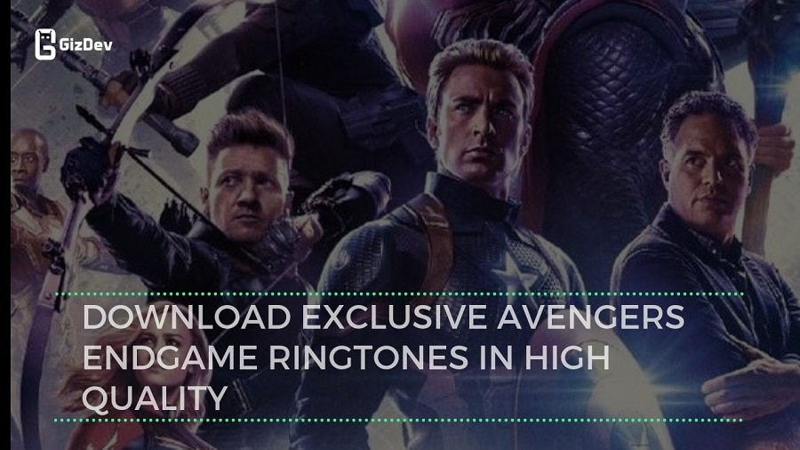 Download Exclusive Avengers Endgame Ringtones In High