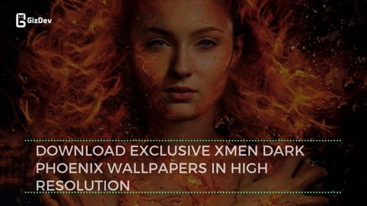 Download Exclusive XMen Dark Phoenix Wallpapers In High Resolution