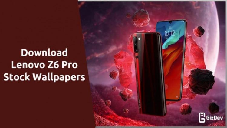 Lenovo Z6 Pro Stock Wallpapers