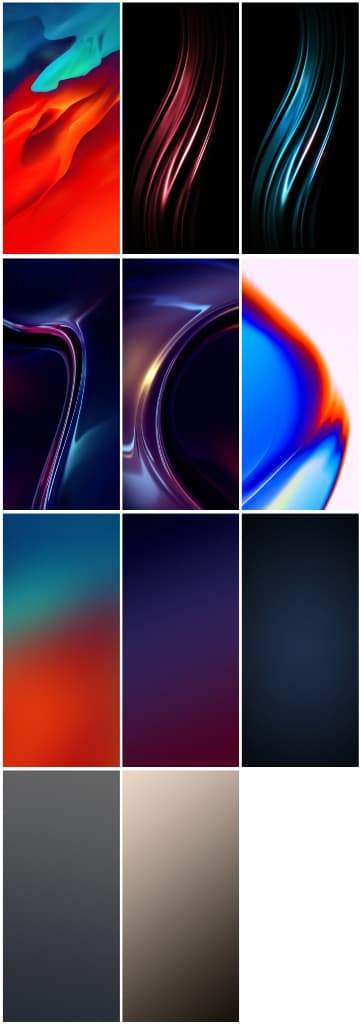 Lenovo Z6 Pro Wallpapers