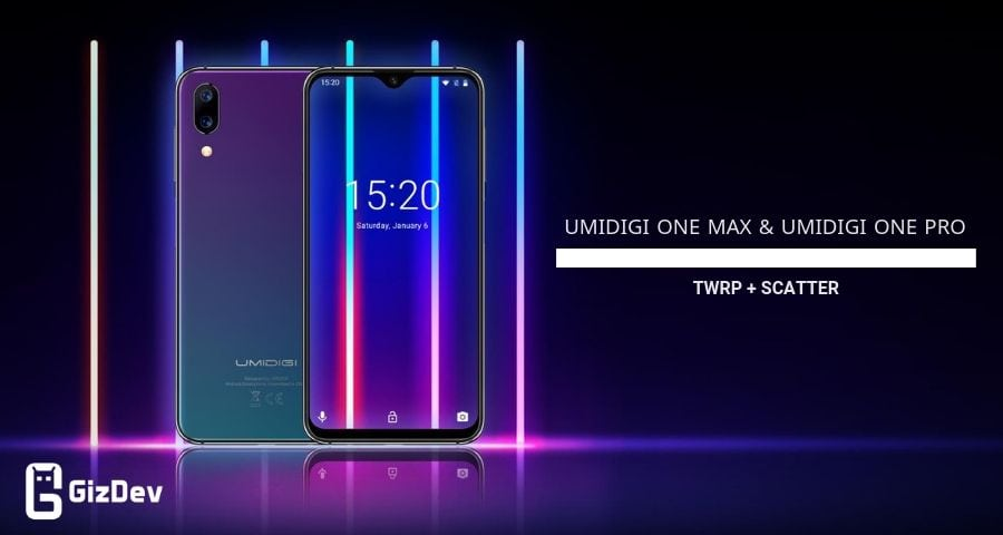 TWRP Recovery for UMIDIGI One Series