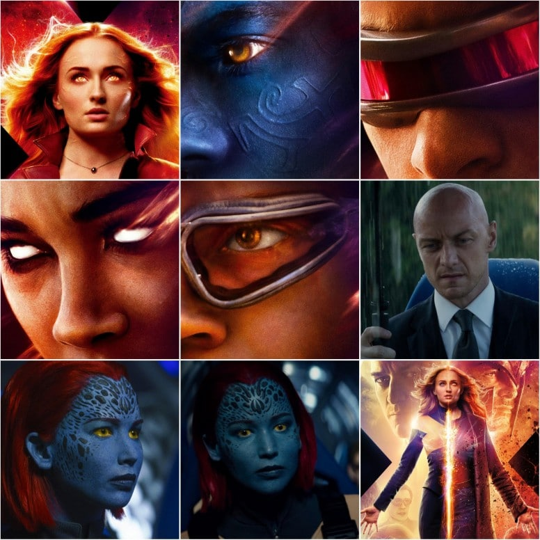 Xmen Dark Phoenix Stock Wallpapers