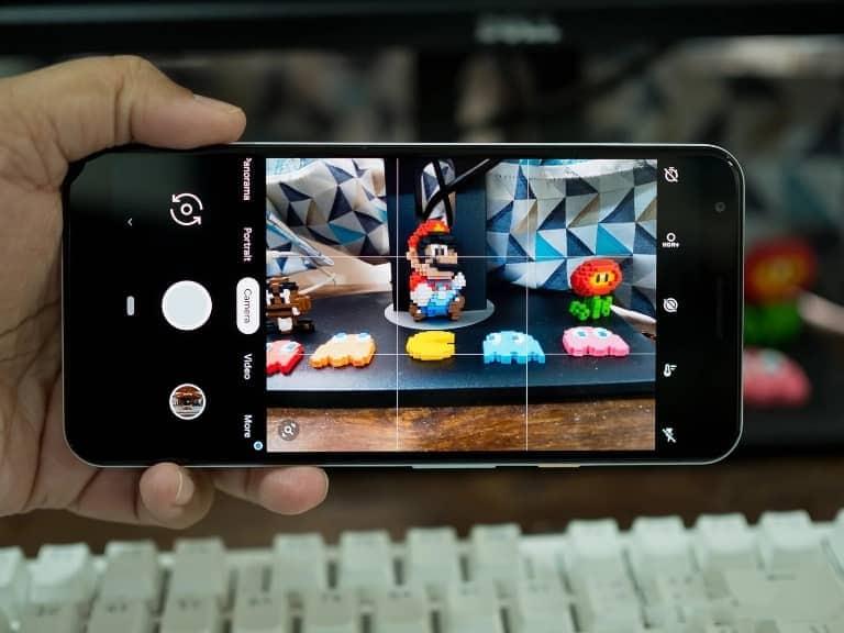 pixel 3a xl Camera