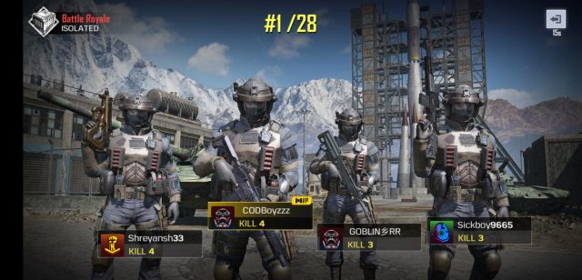 COD Mobile In Game Sceenshots 4 e1559461732163