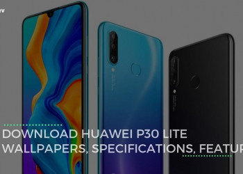 Download Huawei P30 Lite Wallpapers, Specifications, Features